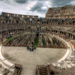 Inside the colosseum — Stock Photo #4222911