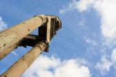 偉大なローマ帝国の遺跡 — ストック写真