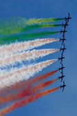 Frecce tricolori pilotage — Photo