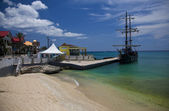 George Town - Grand Cayman, Cayman Islands — Stock Photo