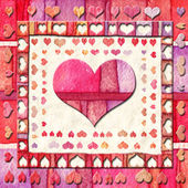 Hearts — Foto de Stock