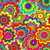Искусство цветы — Cтоковый вектор