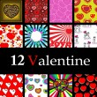Valentine collection — Stock Vector #4517415