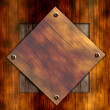 Dirty plywood — Stock Photo