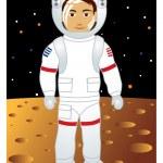 Постер, плакат: Astronaut