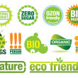 Royalty-Free Stock Vector Image: Ecology Icons