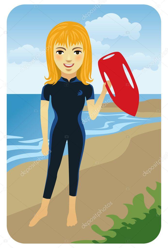 The lifeguard by deborah blumenthal