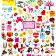 Vector Love Collection - Stock Vector