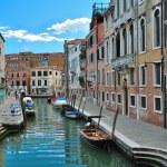 Classic view of Venice — Stock Photo #4121705