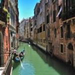 Classic view of Venice — Stock Photo #4121899