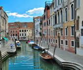 Classic view of Venice — Stock Photo