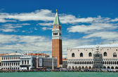 Seaview of Piazza San Marco — Stock Photo