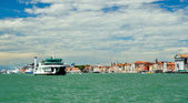 Seaview of Venice, Italy — Stock Photo