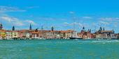 Seaview of Venice, Italy — Stock Photo