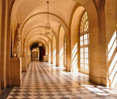 Hallway at Versailles, Paris — Stock Photo