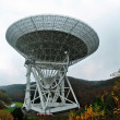Radio Telescope Effelsberg — Stock Photo