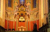 Abbaye romane maria laach — Photo