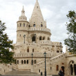 Fisherman's Bastion in Budapest, Hungary — Stock Photo