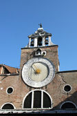 Church of San Giacomo di Rialto, San Polo, Venice, Italy — Stock Photo