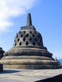Buddhist temple Borobudur. Yogyakarta. Java, Indonesia — Stock Photo