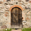 Fortress door — Stock Photo #4077155