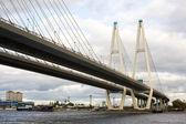 Gate bridge in Saint-Petersburg Russia — ストック写真