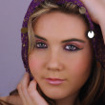 Beautiful Teen Girl Headshot (5) — Stock Photo #4127407