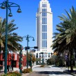 Downtown Orlando, Florida (10) - Stock Photo