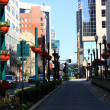 Downtown Orlando, Florida (2) - Stock Photo