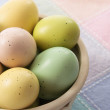 Pastel Easter Eggs — Stock Photo