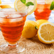 Cool Summer Drinks — Stock Photo