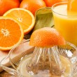 Fresh Squeezed Orange Juice - Stock Photo