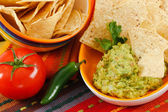 Fresh Guacamole — Stock Photo