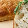 Stock Photo: Rosemary Focaccia