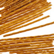 Salted sticks - Stock Photo
