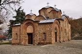 Antico monastero — Foto Stock