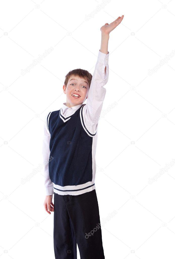 http://static5.depositphotos.com/1032171/523/i/950/depositphotos_5231692-Pupil-raises-his-hand-up.jpg