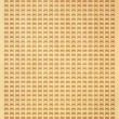Beige old paper with car pattern — Stock Photo