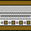 Greece ornament — Stockvector #5116376