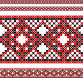 Ukrainian pattern — Stock Vector