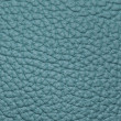 Piece of blue leather 2 — Stock Photo