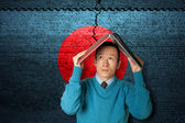 Japan earthquake — Stock Photo