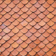 Roof tiles of classic Buddhist — Stock Photo
