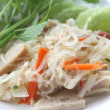 Yum Vermicelli in Thailand — Stock Photo