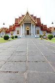 Thailand temple in Bangkok — Stock Photo