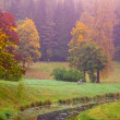 Stock Photo: Autumn landscape # 2