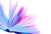 Gekleurde boek — Stockfoto