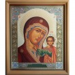 Jesus and mary icon - of Religious Icons — Stock Photo