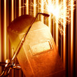 Welding — Stock Photo #4655975