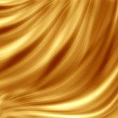 Golden wave design — Stock Photo